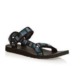 b68de7d3070a Teva Men s Original Universal Sandal in Peaks Black