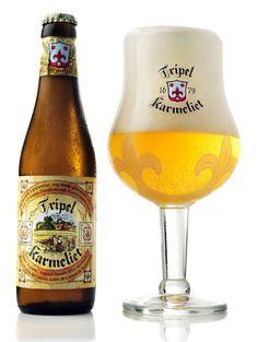 Brouwerij Bosteels(AB-InBev) - Tripel Karmeliet (Abbay) 8,4% pullo