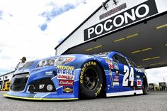 nascar pocono today