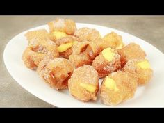 Bunuelos de Viento/AirFritters: Pax: 30 units INGREDIENTS: 75 g flour 125 ml water 50 g butter 1 g of salt 1 g of sugar 5 ml vanilla 2 eggs 150 gr of custard 150 g of fresh milk Fresh Milk, 2 Eggs, Custard, Fruit Salad, Vanilla, Appetizers, Butter, Snacks, Breakfast