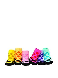 Trumpette Kids Lillies Socks Assorted 012M US -- Check this awesome product by going to the link at the image. (This is an affiliate link) #BabyGirlShoes