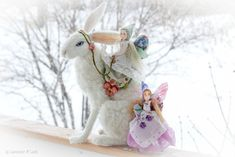 Briar & the Hare — Lavender & Lark