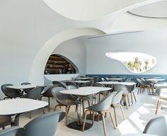 Switch Restaurant, Abu Dhabi, 2017 - Karim Rashid