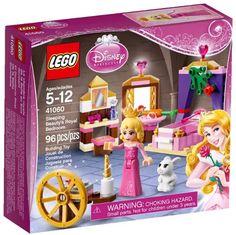 New Lego Disney Princess Sleeping Beauty's Royal Bedroom 41060