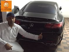 Our Arabian friend from Abu Dhabi was exited to get one of the very first NEW Mercedes-Benz S63 Coupé with Full Options delivered by airfreight.  Khalifa is so satisfied with the organization of the whole purchase, that he is already planning to order the NEW Ferrari 488 or Audi R8 V10 Plus from OVICARS.  http://ovicars.de/mercedes-benz-s63-coupes-export-to-abu-dhabi/  #ovicars #mercedesbenz #sklasse #abudhabi