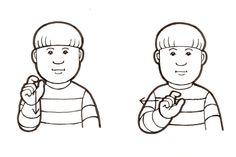 Risti (Kuva: Elina Vanninen) School Signs, Sign Language, Fictional Characters, Art, Art Background, Kunst, Gcse Art, Fantasy Characters