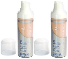 Cover Girl 08139 120crmnat Creamy Natural Advanced Radiance Age-Defying Liquid Makeup (Pack of 2) * Visit the image link more details.