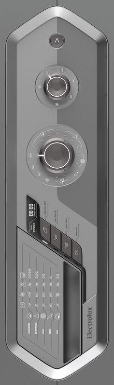 WM - Washing Machine Concept on Behance: