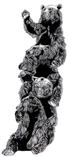 Al parecer amo a los osos en todas sus presentaciones...