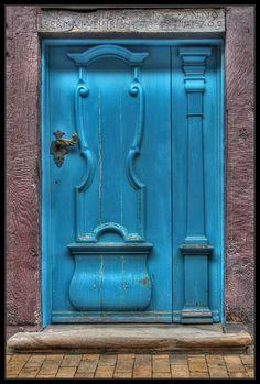 * Alte Tür * von Werner Sperl