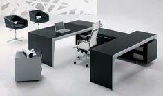 Office CEO desk