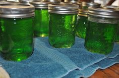 Beth's Favorite Recipes: Basil Jelly