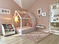 Our daughter's room bed / reading corner # children's room # furniture ideas # furniture # boy # girl rnrnSource by grafix_at_work