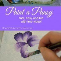 http://www.flowerpatchfarmhouse.com/paint-pansy-free-tutorial/