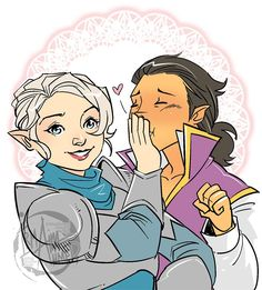 Critical Role Fan Art Gallery – Marching Out Like A Lion | Geek and Sundry