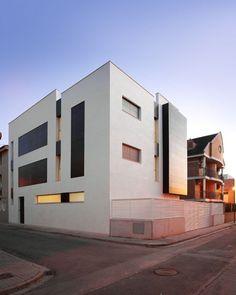 Casa MA en Meliana (Valencia), realizada por Santiago Monsoriu Biot – SMB ARQUITECTURA.