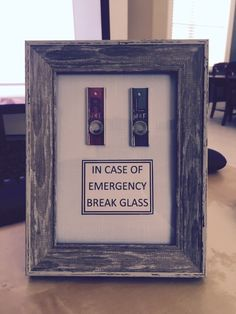 In Case Of Emergency Radiology Markers