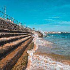 Strength in waves  #portugal #waves #ocean #coastline #water #sky #landscape #concursoterritorio #cascais #foam #nature #photographer #fotografo #fotografia #photography