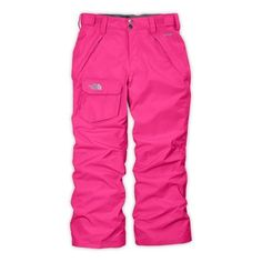 The North Face Girls' 2013 Freedom Insulated Winter Pants