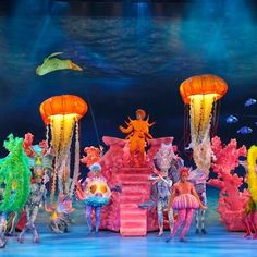 the little mermaid broadway photos - Google Search
