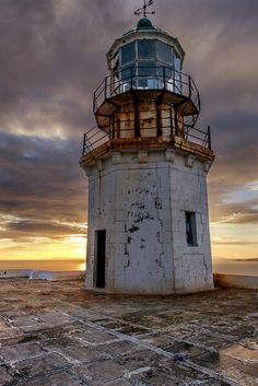Armenistis Beacon Mykonos Island by Andreas Bekas on Light Of The World, Light Of Life, Rest Of The World, Places Around The World, Around The Worlds, Mykonos Island, Beacon Of Light, Porch Lighting, Travel Photography