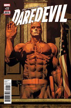 Cover Daredevil #22
