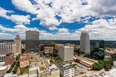 salem, winston, north, carolina, triad, downtown, piedmont, green, white, business, urban, horizon, skyline, finance, clouds, architecture, city, blue, buildings, sky, scene, cityscape 20 Most Religious Cities In The United States