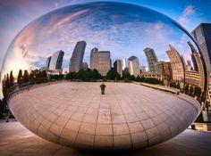 chicago - the bean......