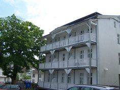 Haus Quisisana in Göhren