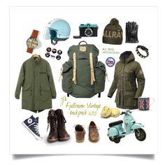 Fjallraven  vintage backpack 630
