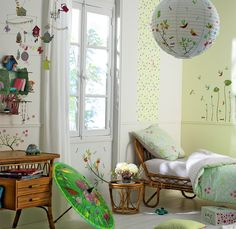 Bedroom Jade - Little Big Room by Djeco
