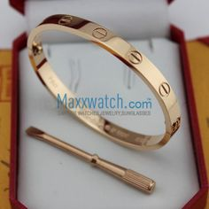 Cartier Love Bracelet B6035616 pink gold - $85.00 : High Quality Cartier Replica Watches, Fake Cartier Jewellery And Sunglasses In The MaxxWatch.com For Sale