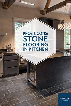 Natural stone tile is known for being classy and beautiful all thanks to wonderful Mother Nature. But, of course, like any other material, it has its good points and bad points. So, to help you decide if natural stone flooring is a good flooring material for your kitchen, let's get into the pros and cons.