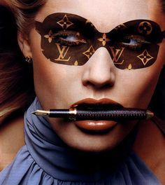 Louis Vuitton pen ad