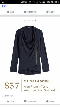 This looks amazingly comfy and affordable! Go #stitchfix