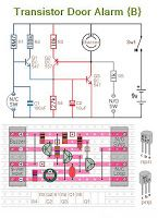 Electrical and Electronics Engineering: Door Alarm Circuit