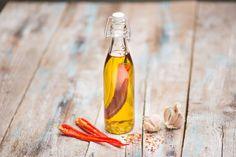 Pittige olijfolie - Recept - Allerhande