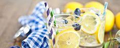 Best of Delaware Recipe: Not Your Average Blueberry Mint Lemonade