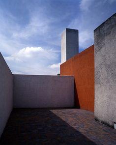 """Casa Barragán.  ... """"Será el mejor arquitecto del mundo"""""""