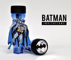 Silhouette Blog: DC Batman™ Comics  put the vinyl batman logo on the flashlight!