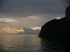 Sunset on Koh Phi Phi