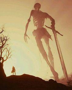 Worlds of Fantasy Arte Horror, Horror Art, Epic Art, Amazing Art, Awesome, Fantasy Creatures, Mythical Creatures, Images Gif, Fantasy Kunst