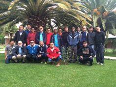 Bolívia: O Superior Geral visita 15 Irmãos antes de seus votos perpétuos