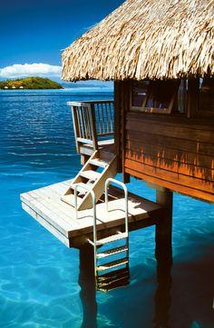 Bora Bora Islands amazing vacation spot