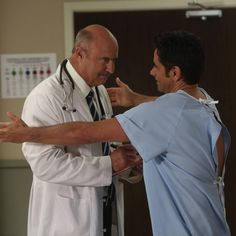"""""""Bring it in, Doc! #Grandfathered"""""""