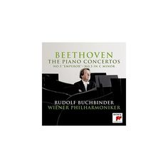 Beethoven & Rudolf Buchbinder - Beethoven: Piano Concerto 5 Emperor (CD)
