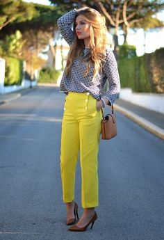 Stylish Outfit Ideas with a Blouse