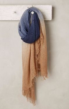 Spring Mountain Scarf
