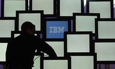 The process of 'disruption' is supposed to describe how established firms such as IBM were overtaken by the likes of Microsoft.