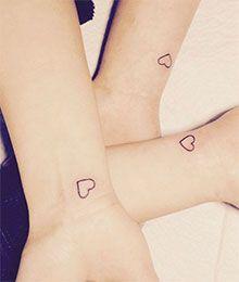 Mini-Tattoos, die selbst Mama gut findet